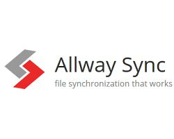 Allway Sync free file synchronization and backup